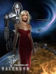 Posted by SF Series and Movies  #BSG