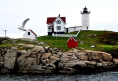 Nubble Lighthouse. by Sudipa Bhattacharya on 500px