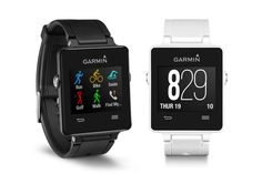 Garmin Vivoactive : a GPS-chipped fitness-oriented alternative to the Apple Watch.