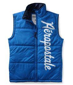Aeropostale Mens Vest - Active Blue - S. From #Aeropostale. List Price: $49.50. Price: $31.99