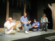 Midsummer's Dream the Musical - Blog