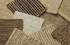 This is the natural fiber products.