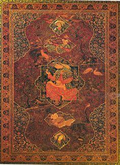 tebriz carpet