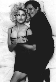 MADONNA & ALAIA Photo By Steven Meisel