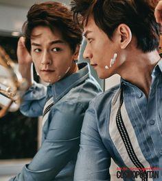 Cosmopolitan Korea Feat. Im Joo Hwan