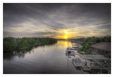 Steinhatchee Florida by Mike Ring