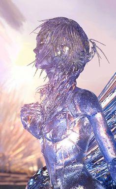 Final Fantasy XIII - Lightning Farron Crystallized