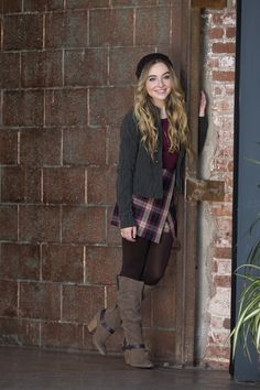 Four Winter Outfits to Copy from Girl Meets World's Rowan and Sabrina | Fashion | Disney Style