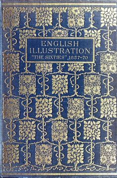 My love for patterns, the ornate, shiny stuff and special printing methods combined in one.
