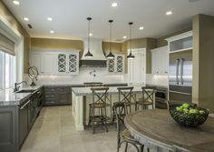Lane Myers Construction Custom Home Builder Loeffler Residence Draper Utah Versailles Inspired Second Kitchen White Cabinets