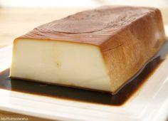 Pastel rápido de queso al caramelo - MisThermorecetas.com