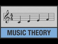 ▶ How To Read Music - Staff - Lesson #1 - YouTube