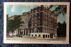 LORD NELSON HOTEL HALIFAX N.S. CANADA POSTCARD 1900s #L684 | eBay