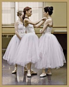 San Diego Ballet- I used to dance with one of these girls!!