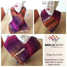 Vraag mij, ik brei  #tegendonatie #NAH #breiNwerk #breien  #knitting #kids #kidswear #homemade #withlove #knitwear #toddler #nietaangeborenhersenletsel #shawl #infinity #LY
