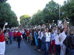 14 Jun 2012 Uma perspectiva da Marcha das Rosas