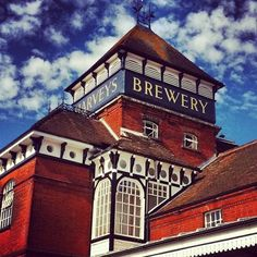 The Harveys Brewery in Lewes UK