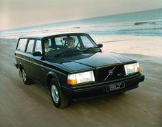 Volvo 245 GLT.