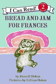 Bread and Jam for Frances (I Can Read Book 2) by Russell Hoban http://smile.amazon.com/dp/0060838000/ref=cm_sw_r_pi_dp_mOB9vb1J41SG5