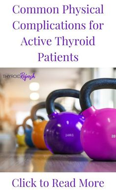 Some physical pain is more common with a thyroid condition. It's important to treat both the biomechanical issue and make sure your thyroid is in check. Hypothyroidism Diet, Thyroid Diet, Thyroid Hormone, Thyroid Health, Thyroid Nodule Symptoms, Thyroid Nodule Treatment, Leaky Gut Diet, Thyroid Supplements, Muscle Atrophy