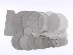 There are many different types of extruder discs.