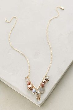 Lucette Necklace - anthropologie.com