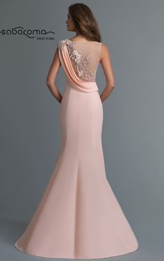Saboroma New York 4037 Jacqueline Special Occasion Dresses, Livingston, NJ - Prom Evening Gowns, Cocktail Dresses Bridesmaid Dresses, Prom Dresses, Formal Dresses, Dresses Elegant, Mermaid Gown, Mermaid Skirt, Groom Dress, Mode Style, Beautiful Gowns