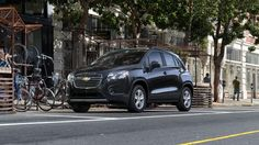 The Brand New 2015 Chevy Trax!