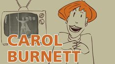 This episode of Blank on Blank features stories from Carol Burnett's childhood. Whether she's talking about her superstitious Nanny, her parents journey to Hollywood, or the demise of her father due to Alchoholism, Carol manages to laugh through the tears.  Thanks to Laughing Squid and WNYC Radio for sharing!