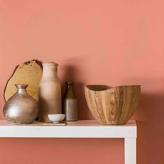 Dulux has selected 'Copper Blush' as its Colour of the Year 2015.