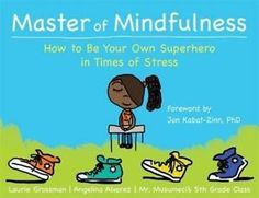 The stress level in the U.S. (and in other countries too) is pretty high these days. As we look for ways to stay centered, remember your kids need your help in finding their own ways to feel ground...