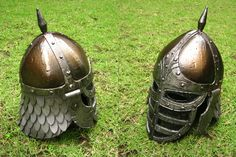 Stormcloak Helm made with foam rubber and paint