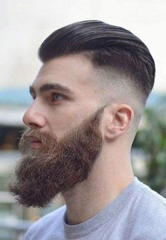 Cool Undercut Hairstyles for Men Mens Hairstyles with Beard 2019 Popular Mens Hairstyles, Mens Hairstyles With Beard, Hipster Hairstyles, Undercut Hairstyles, Cool Hairstyles, Modern Hairstyles, Popular Haircuts, Cool Haircuts, Haircuts For Men