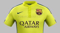 Third kit 2014/15 #FCBarcelona #FCB #Shop #Store #FCB #FansFCB