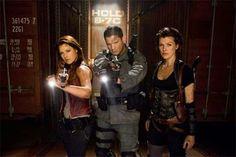 Resident Evil: Afterlife.