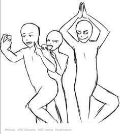 Draw ur OCs like