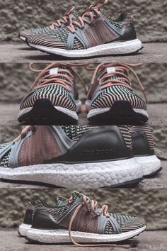 THIS ADIDAS ULTRA BOOST GETS A COLLABORATION These are designed by Stella McCartney, a long-time adidas partner. @LaceMeUpNews