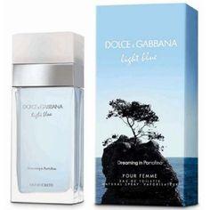 Perfume Importado Dolce & Gabbana Light Blue Dreaming In Portofino Feminino. visite nosso site. http://www.segperfumesimportados.com/loja/dolce-e-gabbana