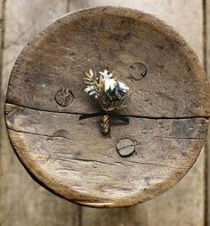 La belleza de las cosas viejas | Decorar tu casa es facilisimo.com