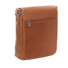 Piel iPad/Tablet Vertical Messenger Bag