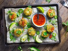 Make These Thai-Style Shrimp Cakes Your New Party Staple | Serious Eats