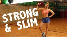 Strong&Slim- Siła i Sylwetka/ Trening z obciążeniem na CAŁE CIAŁO *pełny...