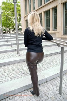 Leggings Г¤rsche