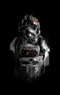 Star Wars - Pilot Series by Rafal Rola *
