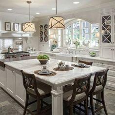 Stunning kitchen Perfect kitchen Gourmet Kitchen www.OakvilleRealEstateOnline.com