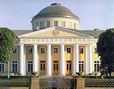 18TH CENTURY, Russia - Tauride Palace, 1783, by Ivan Starov, Saint Petersburg,