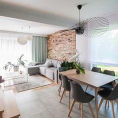 Salon - styl Skandynawski 2020 Home Decor Inspiration, Interior Design Bedroom, Home And Living, House Interior, Living Room Decor Modern, Small Apartment Decorating, Home Deco, Apartment Interior Design, Home Decor