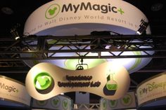Disney World My Magic Plus has infaltrated the #D23Expo #D23