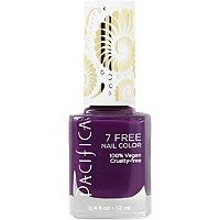 Pacifica - 7 Free Nail Polish in Lotus (purple) #ultabeauty