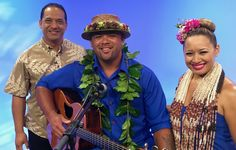 Kuana Torres Kahele and Tehani Gonzado in getting ready for performance. Hawaii News Now, Home Team, Sunrise, Live, Beautiful, Sunrises, Sunrise Photography